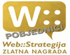 médaille d'or web strategie