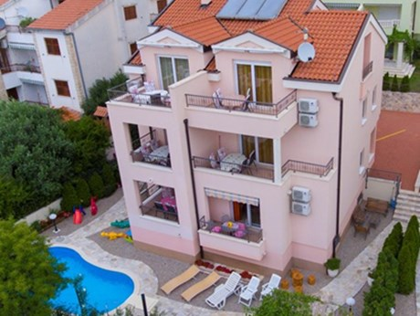 Appartements Bojka, Baska Voda