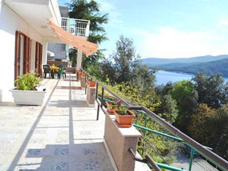Appartements Heli, Rabac