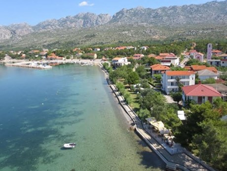 Appartements et chambres Pansion Marija, Starigrad Paklenica