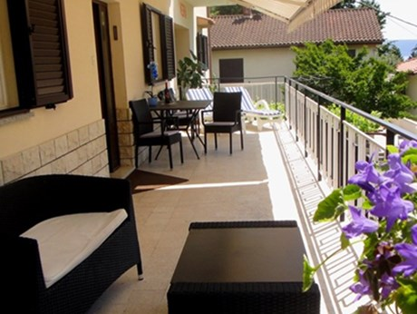 Appartements et chambres Vera, Moscenicka Draga