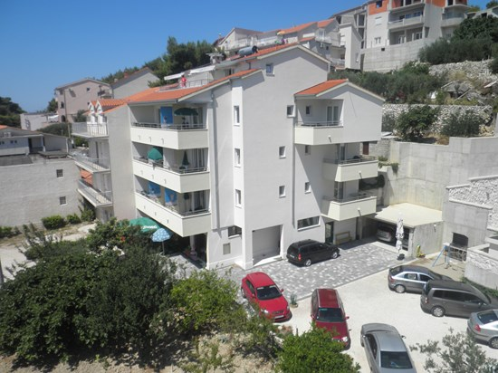 Appartements Rica, Omis