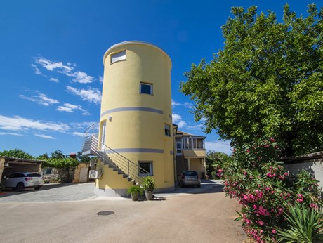 Appartements Silos holiday, Novigrad