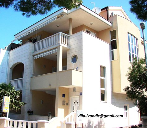 Appartements Villa Ivandić, Baska Voda