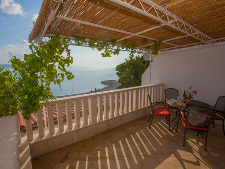 Appartements Villa Mare, Baska Voda