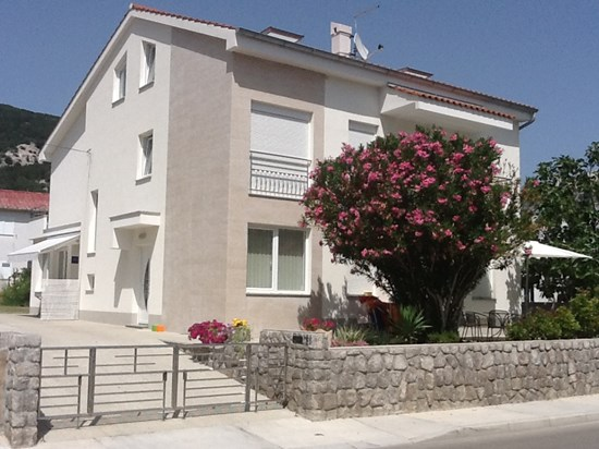 Appartements Villa P, Baska