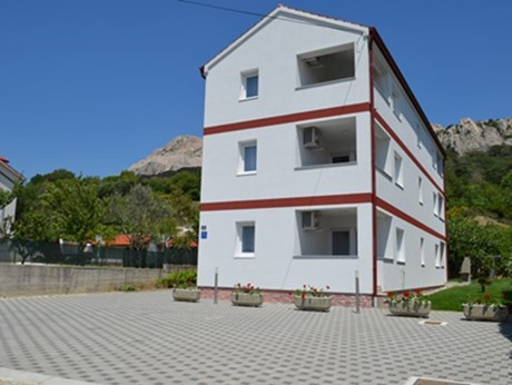 Appartements Sušec, Baska