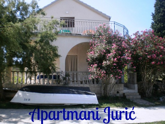 Appartements Jurić, Île de Prvic