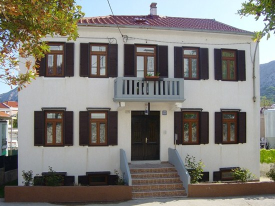 Appartements Ljubić, Baska