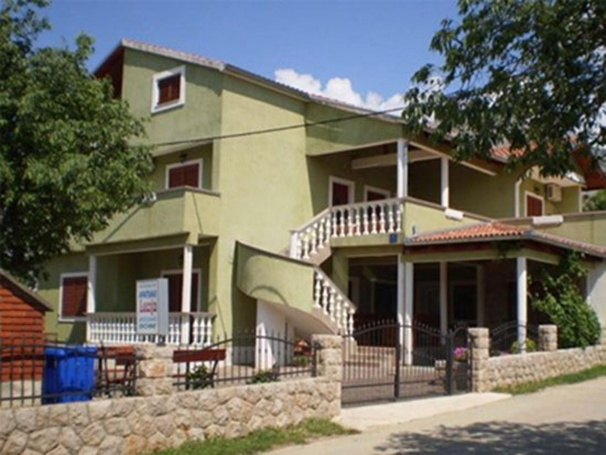 Appartements et chambres Lucija, Starigrad Paklenica