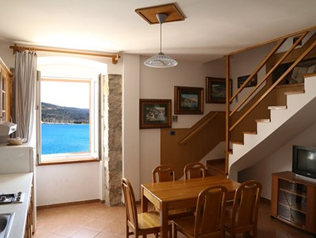 Appartements Lungomare, Cres