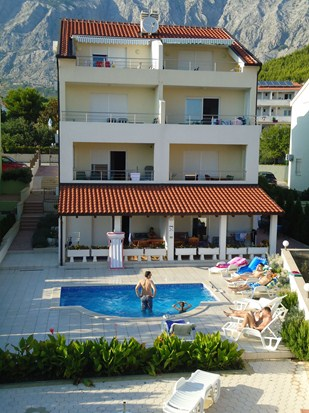 Appartements Villa Granić, Baska Voda